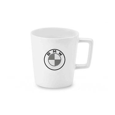 Mok wit met BMW logo porselein origineel BMW