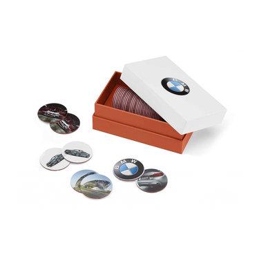 BMW travel memory spel origineel BMW