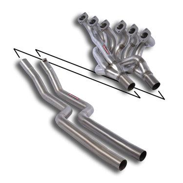 BMW 5 Serie E12 6 Serie E24 spruitstuk en connecting pipes