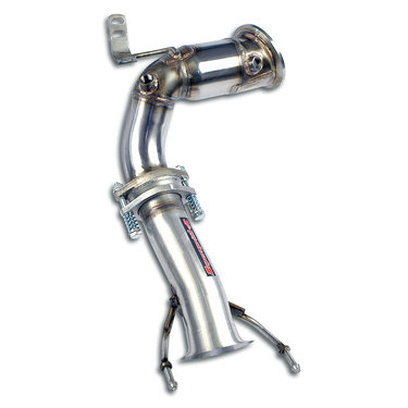 BMW 1 Serie F40 turbo downpipe kit