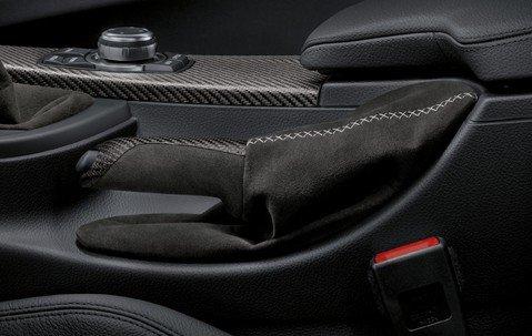 BMW F30 F31 F34 GT F32 F33 F36 F80 F82 F83 M Performance handremgreep met handremhoes origineel BMW