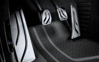 BMW F20 F21 F22 F23 F30 F31 F32 F33 F34 F36 M performance voetsteun origineel BMW