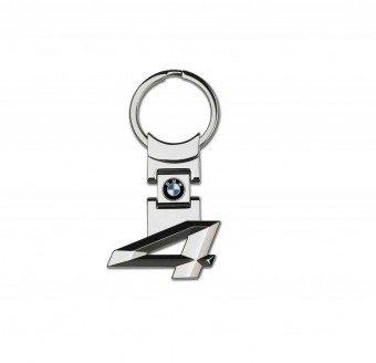 Sleutelhanger BMW 4 serie origineel BMW