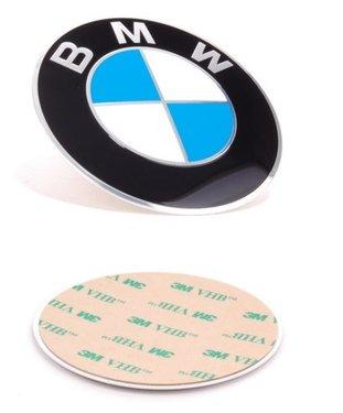 64,5mm naafemblemen origineel BMW