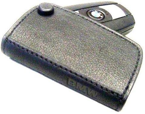 BMW sleutel etui leder origineel BMW E81, E82, E87, E88, E90, E91, E92, E93, E84, E83, E70 en E71