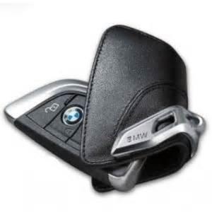 BMW sleutel etui leder F45 F46 G01 G02 G05 G07 G10 G11 G20 G21 G29 G30 G31 F90 G32 GT F48 F39 F15 F16 origineel BMW