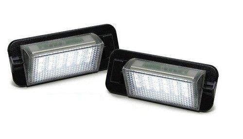 Led kenteken verlichting BMW 3 serie E36