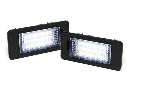 BMW X5 E70 LED kentekenverlichting 2007 - 2010