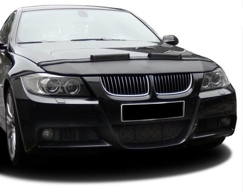 BMW 3 serie E90 en E91 hoodbra model 2005 - 2008