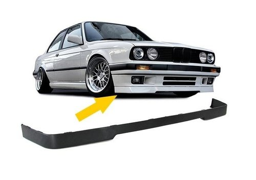 BMW 3 serie E30 IS front spoiler