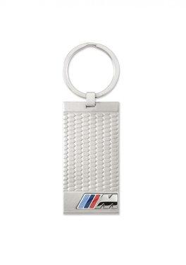 BMW M Sleutelhanger staal origineel BMW