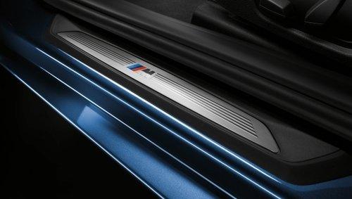 BMW 3 serie F30 en F31 M instaplijsten origineel BMW