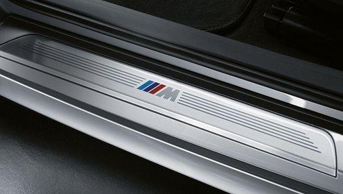 M instaplijsten BMW 1 serie E81 E82 origineel BMW