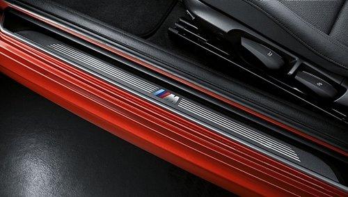 M instaplijsten BMW 1 serie E87 E87 LCI 5 deurs origineel BMW
