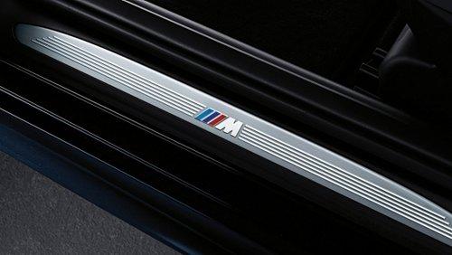BMW 5 serie E60 en E61 M instaplijsten origineel BMW