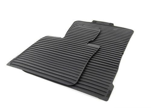 BMW X6 E71 rubberen matten origineel BMW