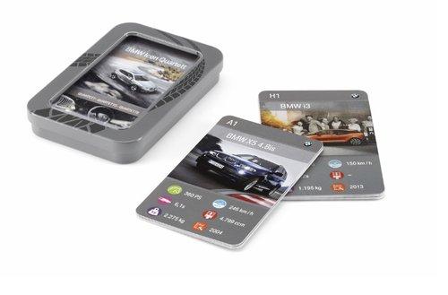 BMW kwartet spel origineel BMW