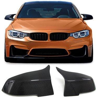 Spiegelkappen evo look carbon BMW F20 F25 F30 F31 F32 F33 F34 F36 F87