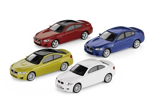 BMW M Car Collection 1:64 origineel BMW