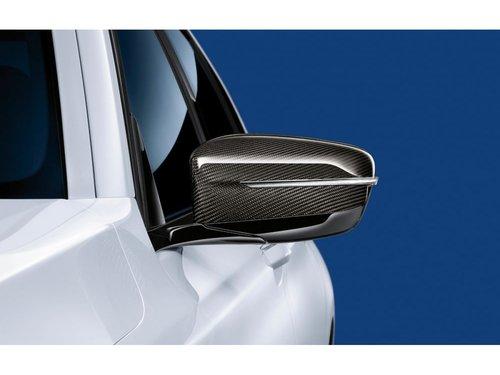 BMW G30 G31 G32 G11 G12 M Performance spiegelkappen carbon origineel BMW
