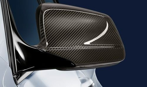 Carbon spiegelkappen BMW 5 serie F10 en F11 origineel BMW