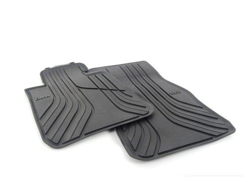 Rubber matten BMW 1 serie F20 F21 en 2 serie F22 F23 origineel BMW
