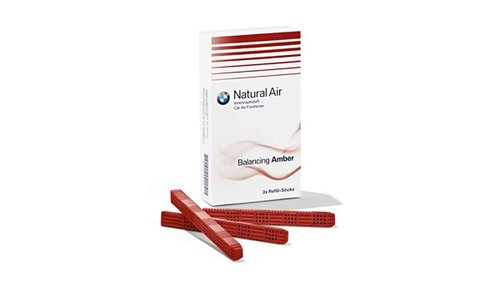 Natural Air refill-kit Balancing Amber origineel BMW