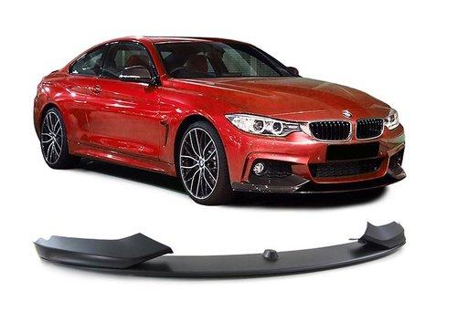 BMW 4 serie F32 en F33 performance look frontspoiler model 2013 - 2019