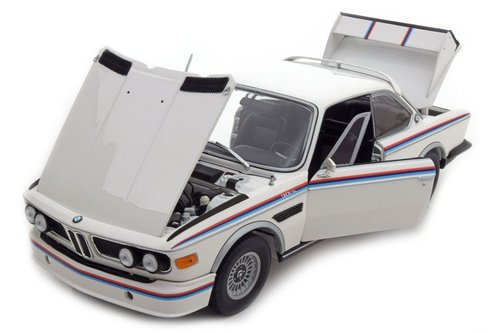 BMW 3.0 CSL (1971) Heritage Collection 1:18 origineel BMW