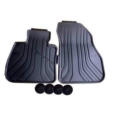 Rubber matten BMW 2 serie F45 en F46 origineel BMW