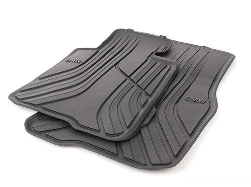 BMW 4 serie F32, F33 en F36 rubber matten origineel BMW