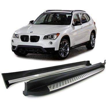 BMW X1 E84 treeplanken