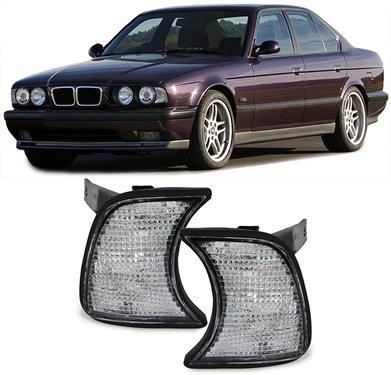 BMW 5 serie E34 front knipperlichten wit
