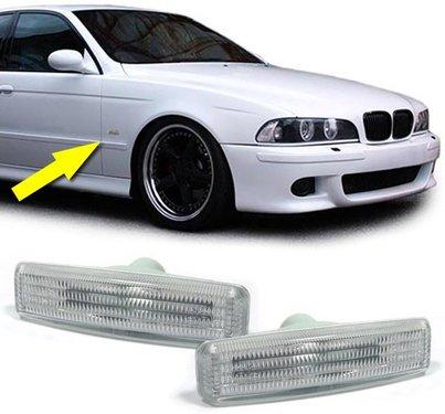 BMW 5 serie E39 witte zijknipperlichten model 1995 - 2003