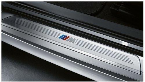 M instaplijsten BMW 1 serie E88 origineel BMW