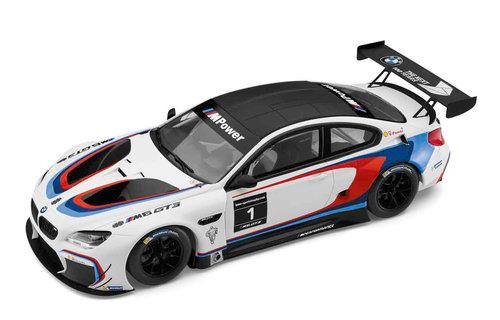 BMW M6 GT3 (F13) 1:18 schaalmodel origineel BMW