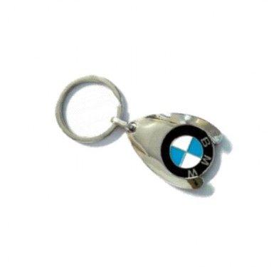 Hanger met muntje origineel BMW