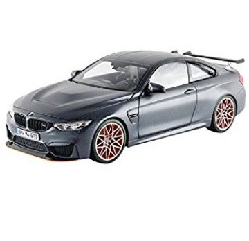 BMW M4 GTS 1:18 Frozen Dark Grey F82 origineel BMW