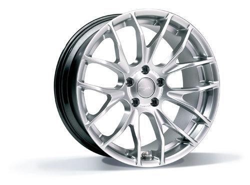 Breyton Race GTS Hyper Silver 19 inch