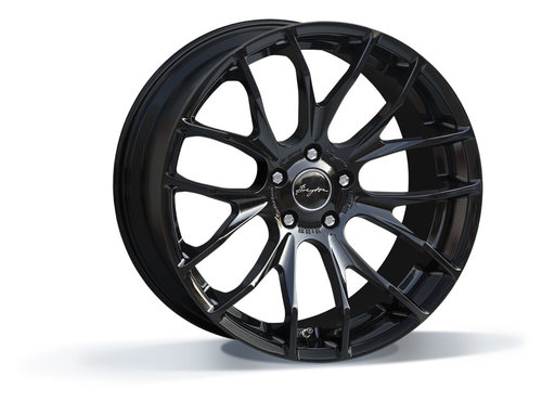 Breyton Race GTS Gloss Black 19 inch