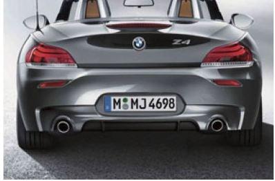 BMW M Performance diffusor BMW Z4 E89 uitlaat links en rechts 35i origineel BMW