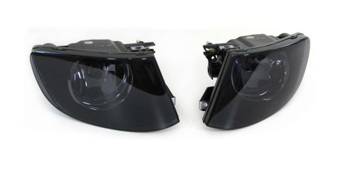 BMW 3 serie E92 en E93 mistlampen model 2006 - 2010 smoke standaard voorbumper