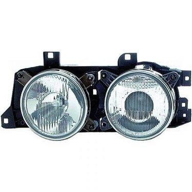 BMW 5 serie E34 en 7 serie E32 koplamp