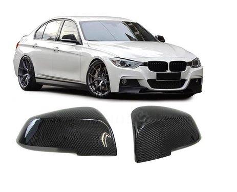 BMW F20 F21 F22 F23 F87 F30 F31 F34 F32 F33 F36 spiegelkappen carbon