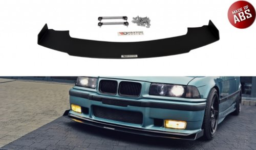 BMW 3 serie E36 front racing spoiler Maxton Design