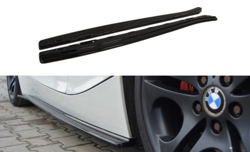 BMW Z4 sideskirt aanzet model 2003 - 2006