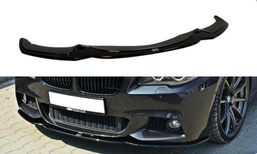 BMW 5 serie F10 en F11 frontsplitter M pakket model 2010 - 2017 versie 2