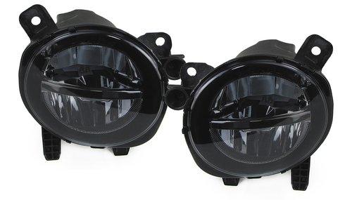 BMW F20 F21 F30 F31 F33 F34 F32 F33 F36 smoke LED mistlampen