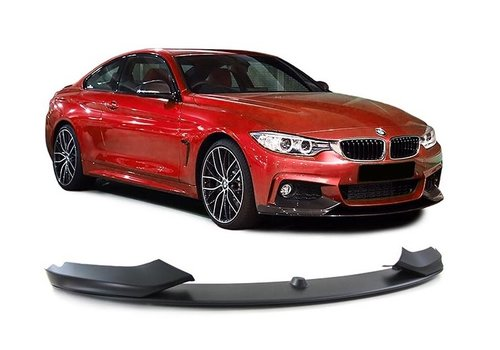 BMW 4 serie F36 performance look frontspoiler