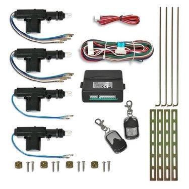 Centrale Vergrendeling inclusief twee afstandsbedieningen